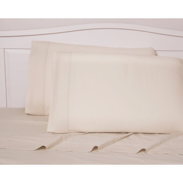 Parrott Comfort Garment 200 Thread Count 100% Cotton Sheet Set by The Twillery Co.